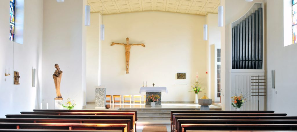 St. Pius der X.      Wilsdruff 11