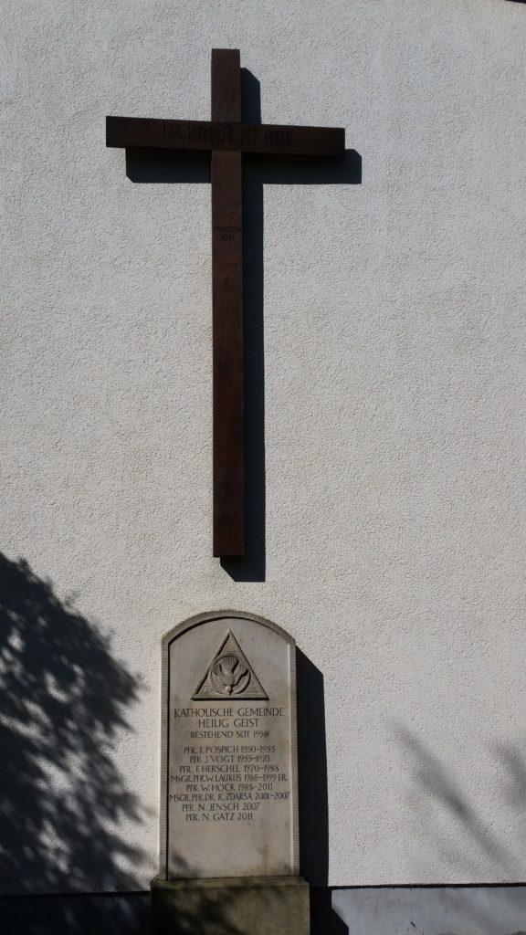"""Kirche """"Heiliger Geist"""" Weinböhla 69"""