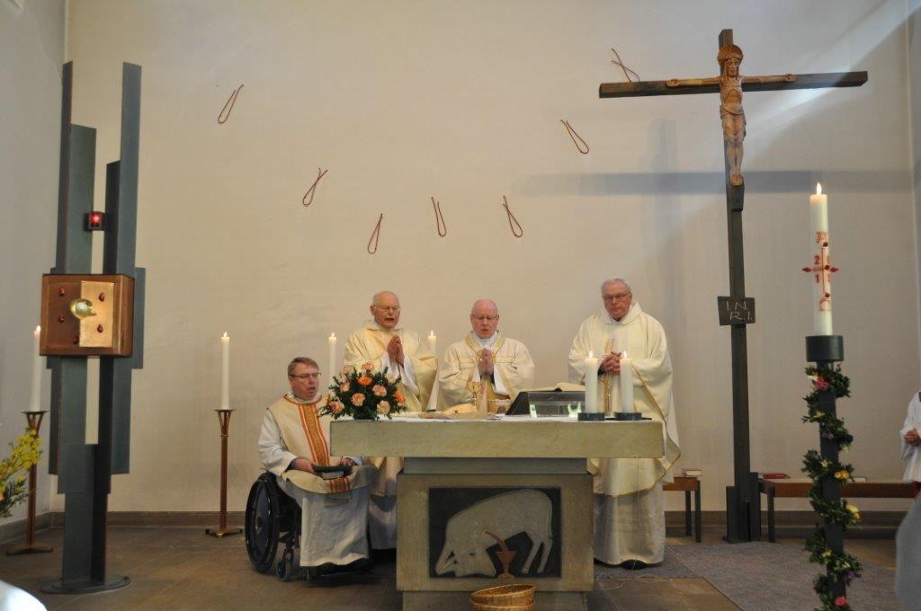 65 Jahre Heilig Geist Weinböhla 2