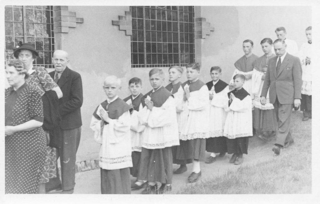 """Kirche """"Heiliger Geist"""" Weinböhla 43"""