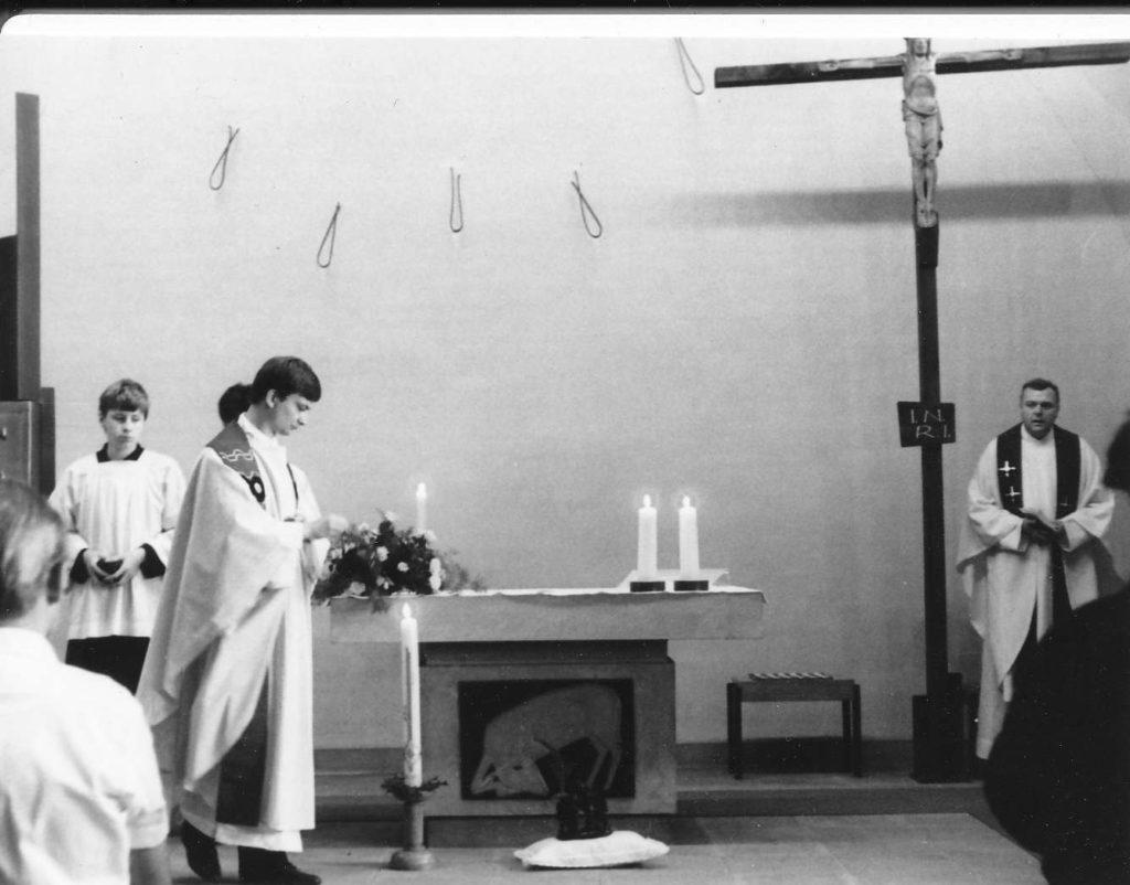 """Kirche """"Heiliger Geist"""" Weinböhla 60"""