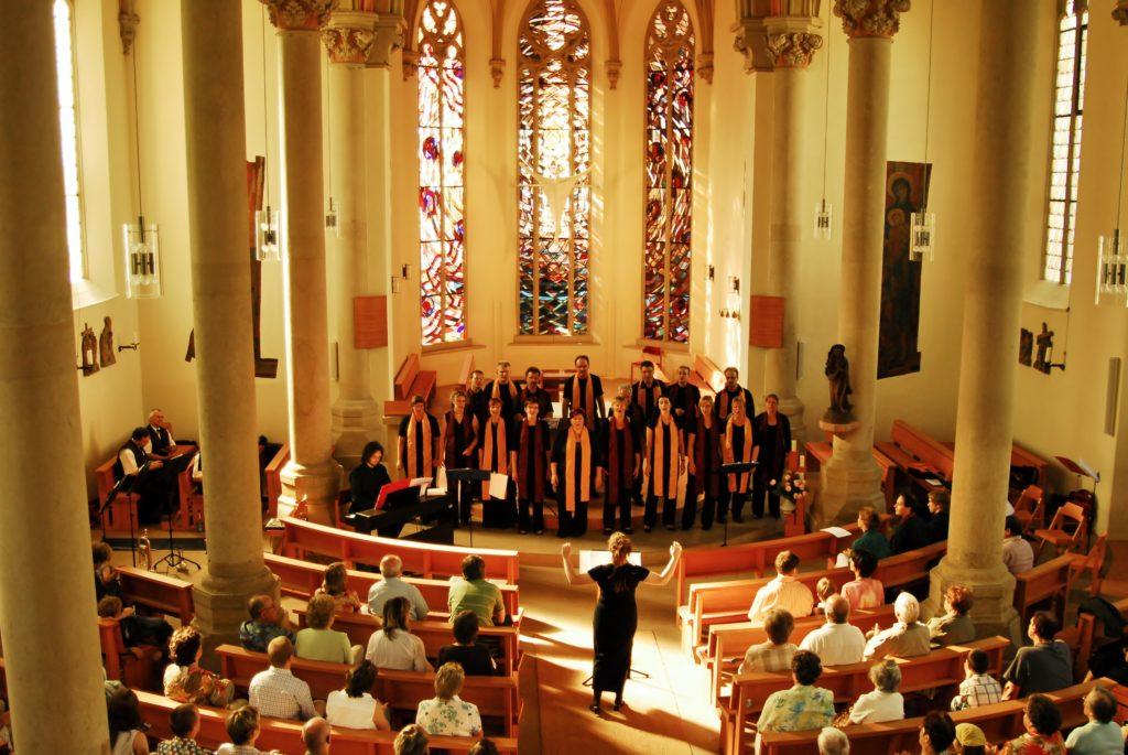 Kirchenchor Wilsdruff - Meißen 1