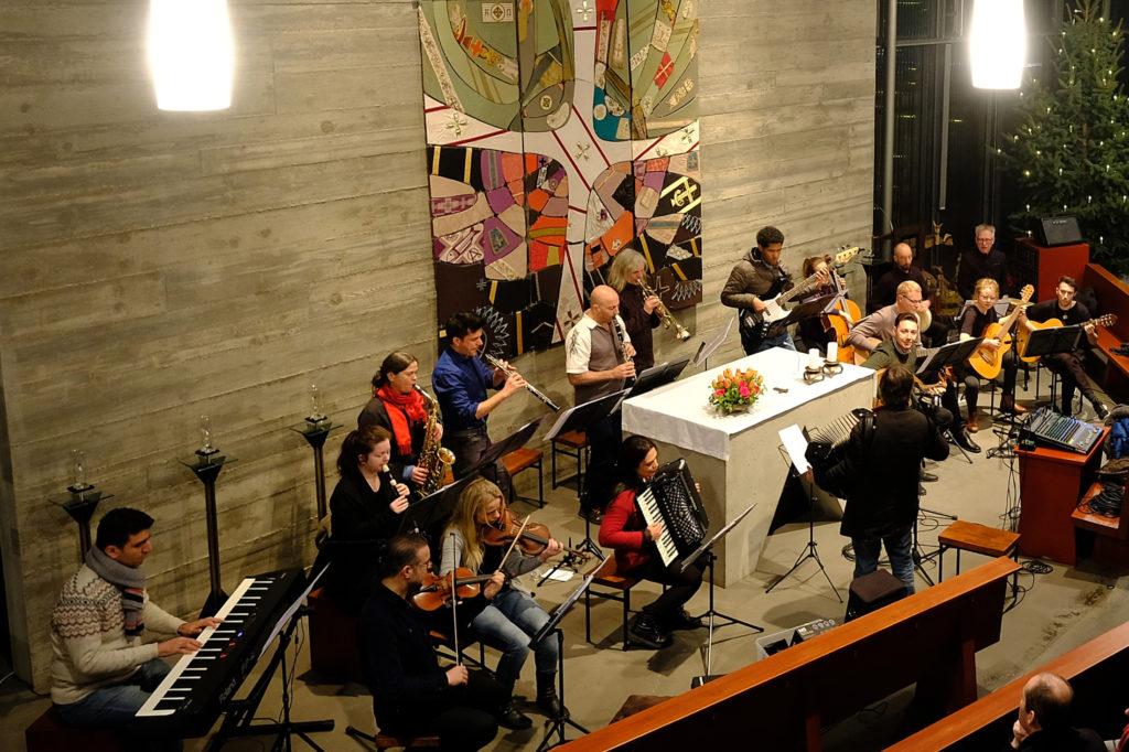 Radebeul Paradiesisch musizieren zum Dankeabend 2020 in Radebeul
