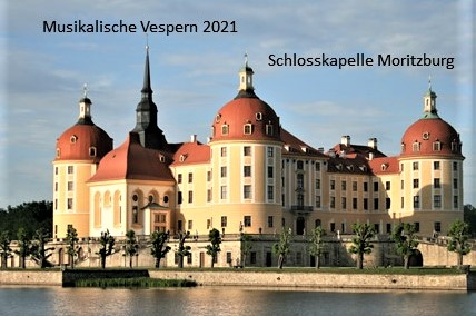 Musikalische Vespern in der Schlosskapelle Moritzburg 2021 11